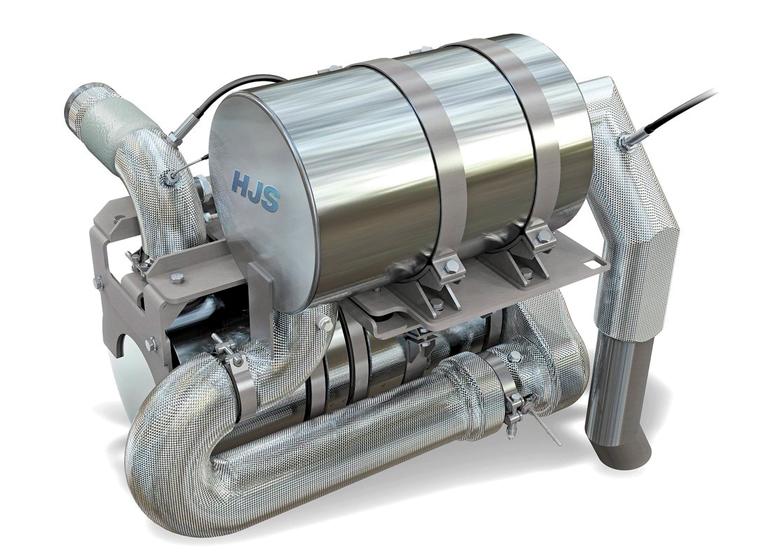 emissions control system