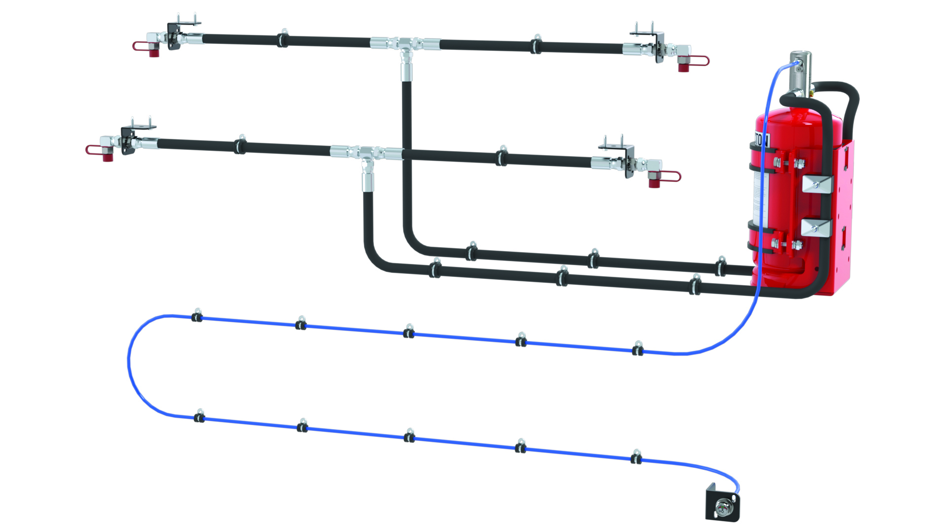 R107 Approved Fire Suppression System
