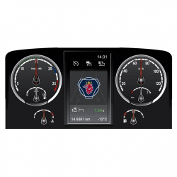 AIC5027_instrument_cluster_warning_panel