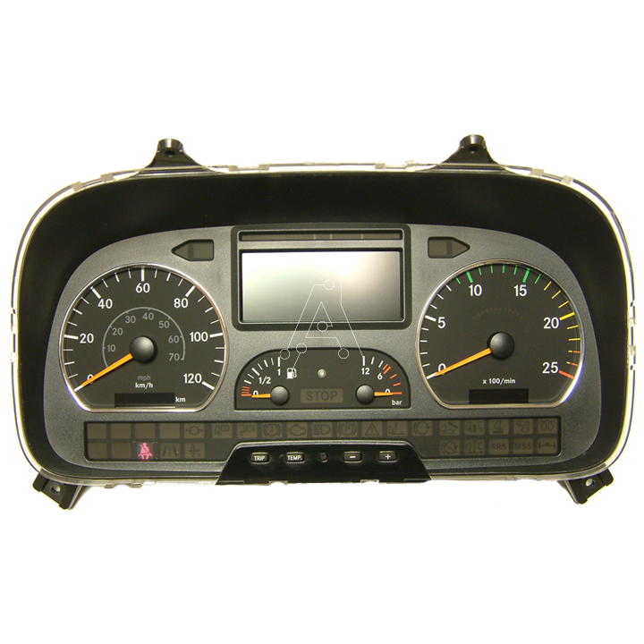INSTRUMENT CLUSTER MERCEDES AIC5062 REPAIR