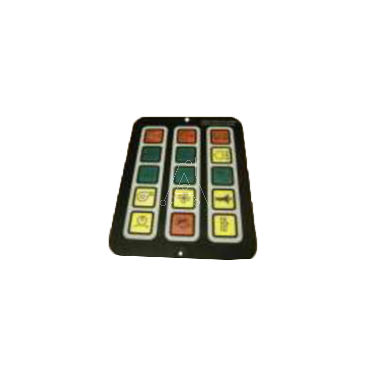 Switch and Control Module ASL ASC5003