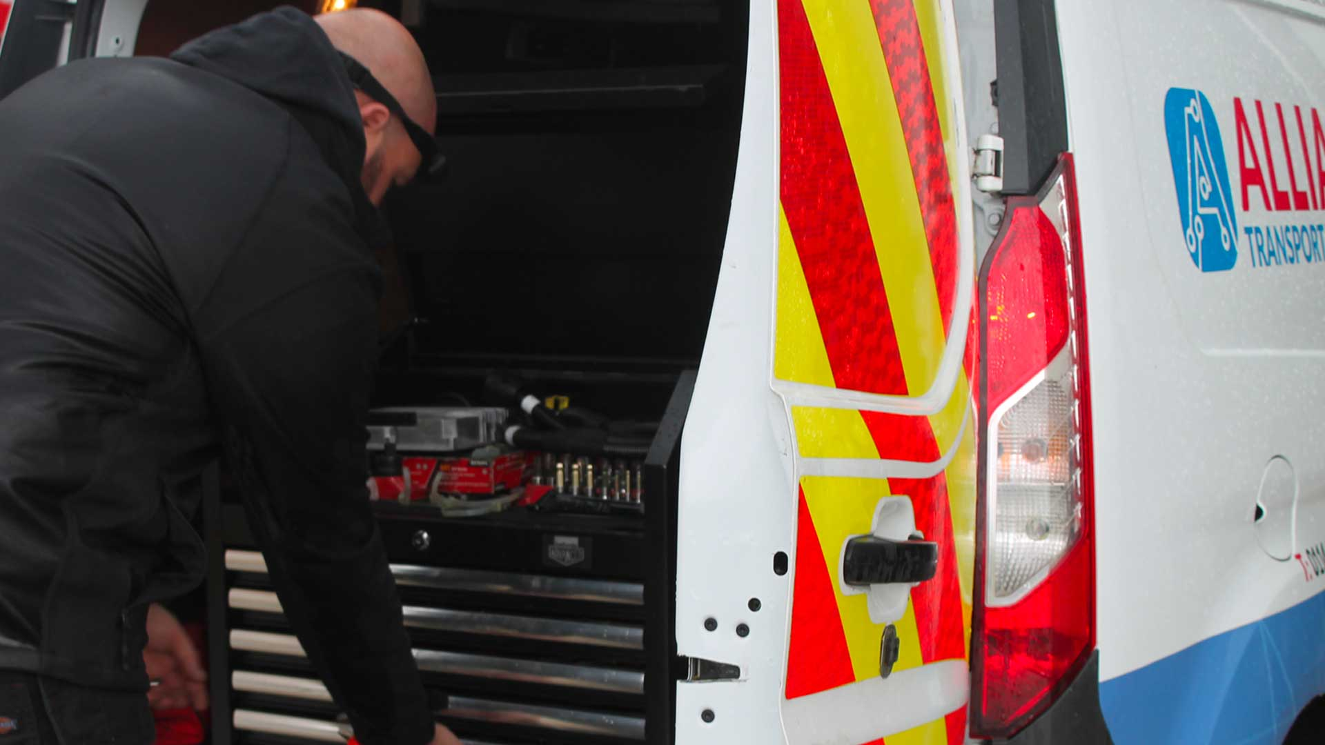 bus servicing and aftersales