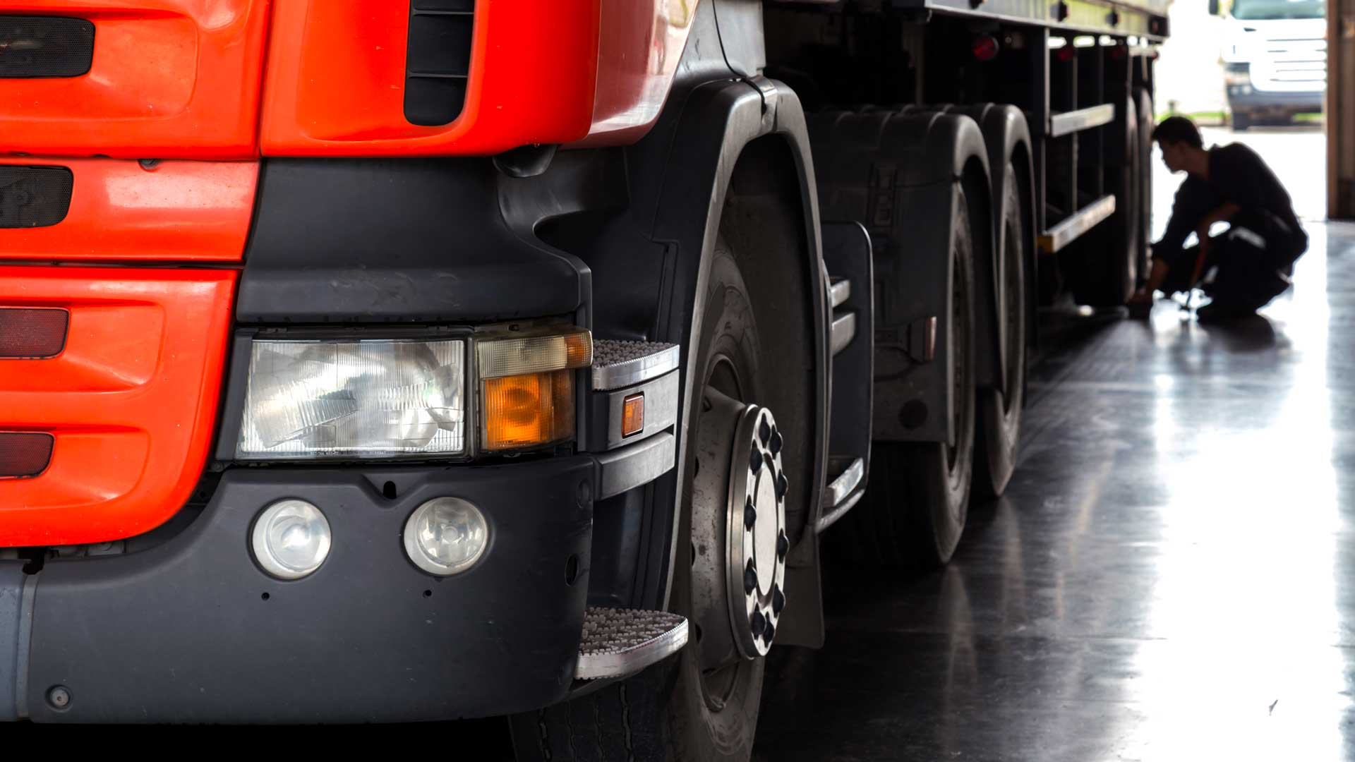 truck repairs and aftersales